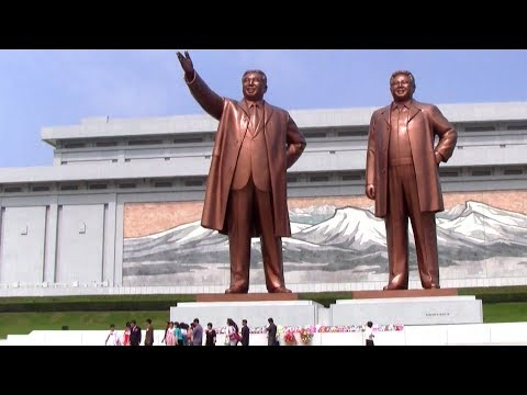 My trip to North Korea - On holiday in a dictatorship
