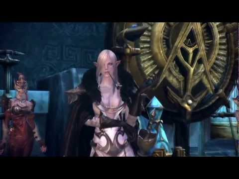 Claudia Black in TERA: The Exiled Realm of Arborea 2011