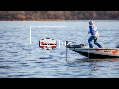 FLW Live Coverage | Sam Rayburn | Day 4