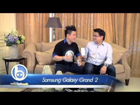 แบไต๋ไฮเทค - Special Scoop:  Samsung Galaxy Grand 2