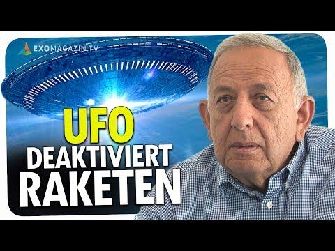 UFO deaktiviert Atomraketen -  Ehemaliger Luftwaffen-Captain bricht sein Schweigen | ExoClip