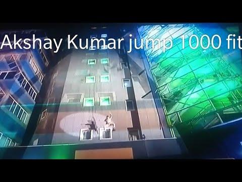 Akshay Kumar jump to 1000 fit live thumbnail