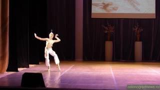 """Варвара Нестерова - Вариация с колокольчиками из балета """"Бахчисарайский фонтан"""""""