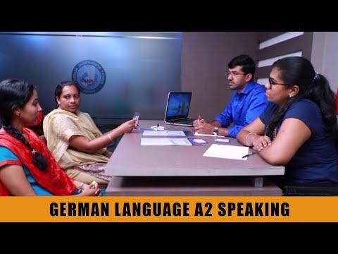 German A2 Speaking Video | German Language Coaching In Kerala