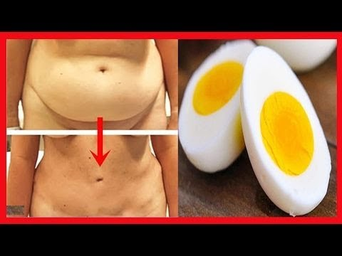 Bỗng Dưng Giảm 11kg Sau 1 Tuần Ăn Trứng Luộc, Tự Nhiên Mỡ Bụng 1 Đi Không Trở Lại Xem Tham Khảo Ngay