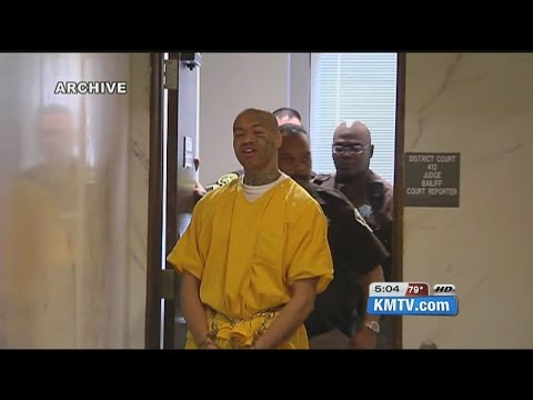 Nikko Jenkins testifies at own hearing