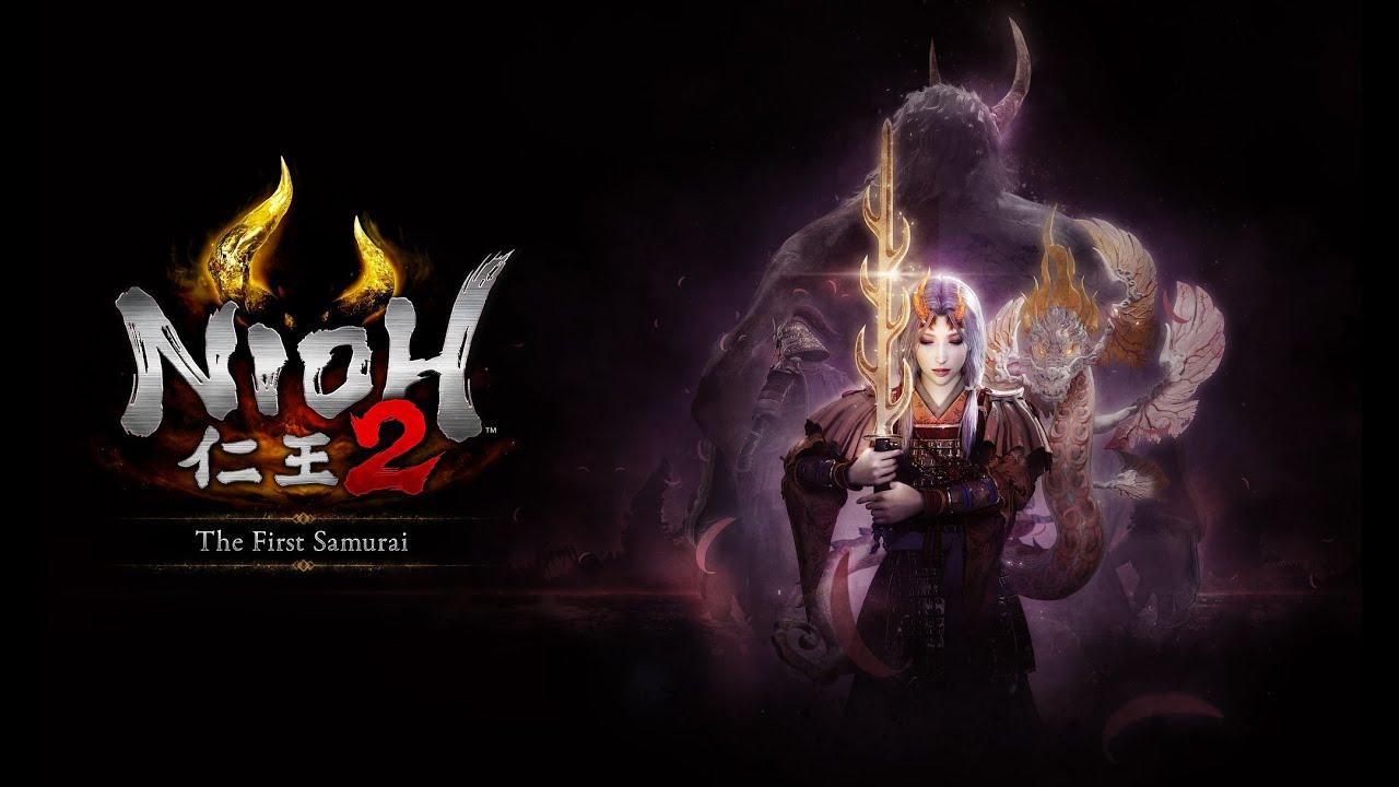 Nioh 2 - The First Samurai | DLC Trailer - YouTube