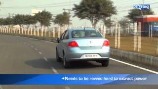 2012 Fiat Linea Road test Review by Cartoq.com