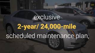 What is a GM Certified Pre-Owned Vehicle?