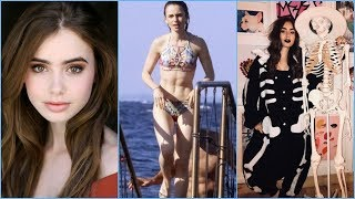 Lily Collins - Rare Photos | Childhood | Family | Lifestyle