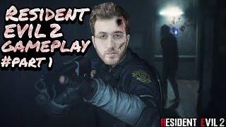 RESIDENT EVIL 2: Remake | Part#1
