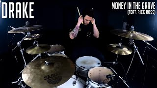 DRAKE - Money In The Grave (feat. Rick Ross) [Drum Cover] - Johnny Mele