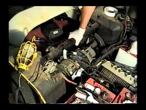 36 volt mechanical speed control diagnosis