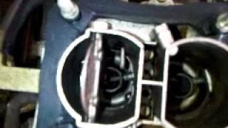 Motor CHT com Weber 460
