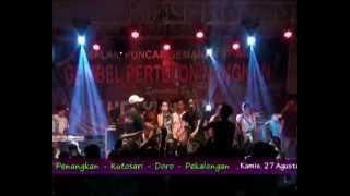 Kopi Hitam - All Artist - GEMBEL PERTELON With PLANET MUSIC