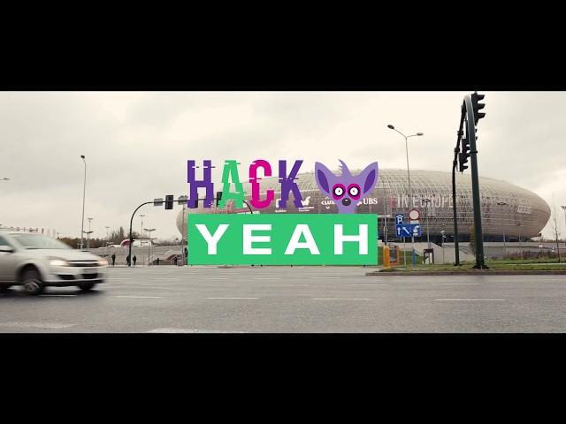 HackYeah - relacja z największego hackathonu w Europie