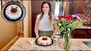 Como Hacer Una Gelatina De Fresas Con Crema