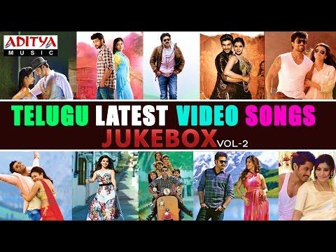 Telugu Latest Video Songs || Jukebox (VOL-2)