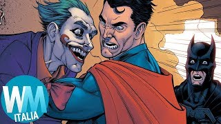 Top 10 MOMENTI in cui SUPERMAN HA UCCISO!