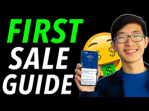 ✅ How To Make Your FIRST SALE Shopify Dropshipping For Beginners 2020 thumbnail