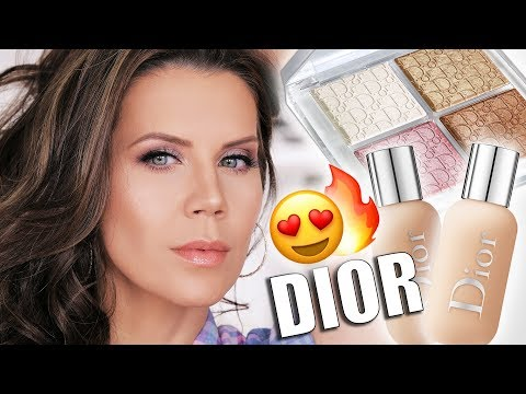 DIOR BACKSTAGE FACE & BODY ... WTF
