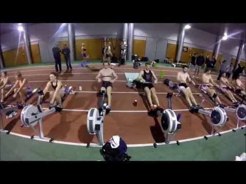 GB Rowing Development Training Camp - Sierra Nevada 2016
