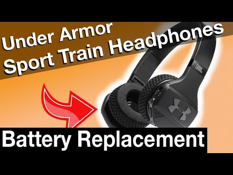 Download Charging Problems with JBL Under Armor Sport Train headphones (Battery Replacement)