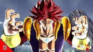gogeta and broly fusion? dragon ball xenoverse ultimate gameplay episode 109