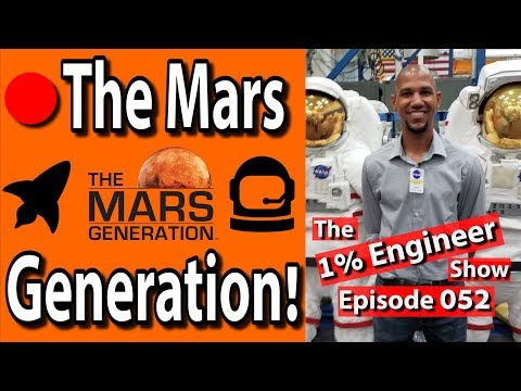 The Mars Generation (TMG)   Astronaut Abby   Student Space Ambassadors   Would You Colonize Mars?