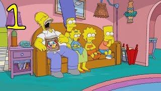 Jahova Plays The Simpsons Game! Episode 1 (Introduction & Exploration!)
