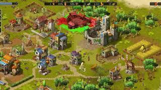 Townsmen: A Kingdom Rebuilt - Gameplay Video 2