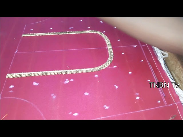 latest bridal blouse designs with price | simple maggam work blouse designs,aari work,TNBN Tv Live