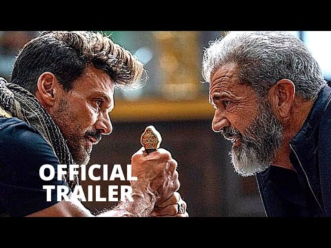 Mel Gibson regresa a la acción en el tráiler de Boss Level