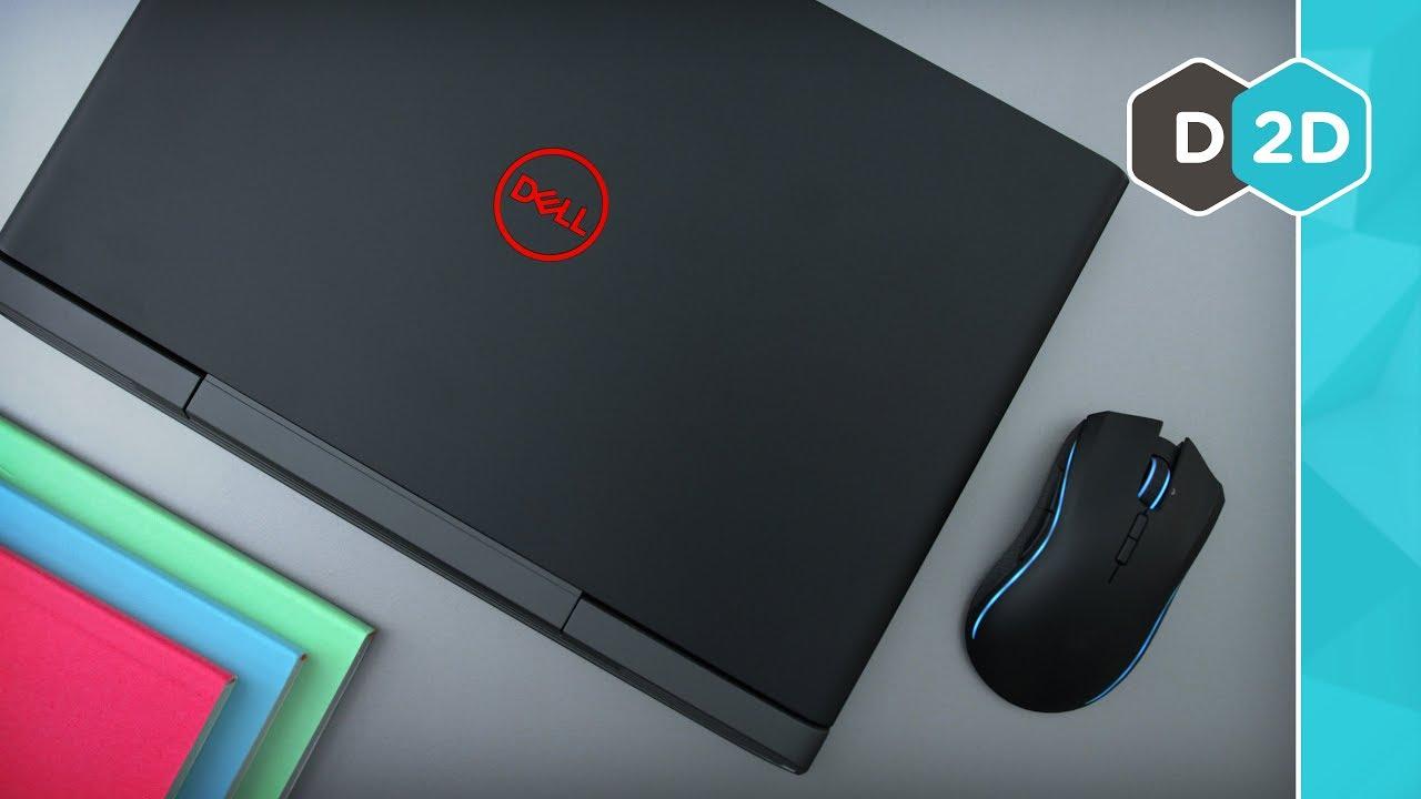Dell Inspiron Gaming 7577 reviewed - $999 GTX 1060 MQ gaming