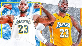 LeBron James - BEAST MODE ! - 2020 Lakers Highlights - Part 4