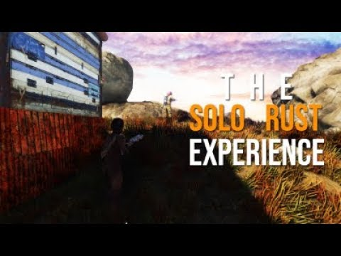 The Solo Rust Experience thumbnail