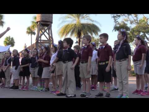 The Villages Charter School - One Nation