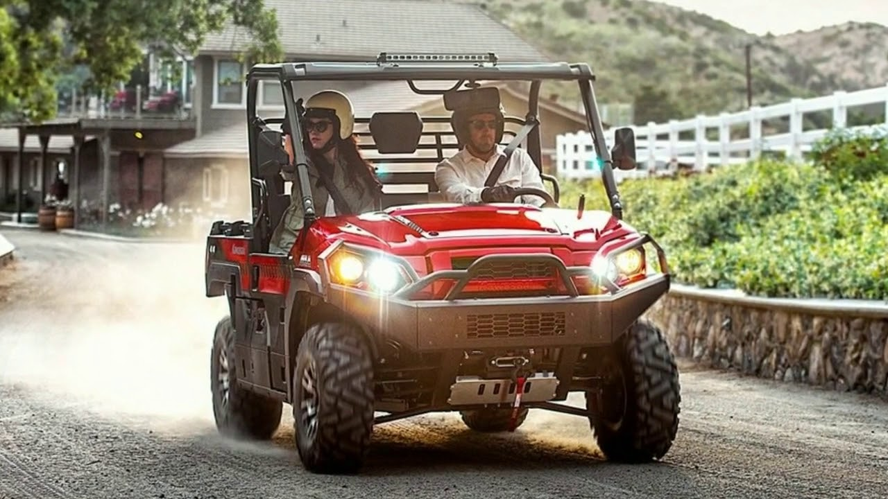 Kawasaki Mule 1000 Specs Electrical Schematic New Pro Interior And Exterior Youtube 1280x720
