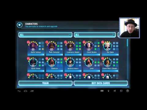 galaxy of heroes tipps