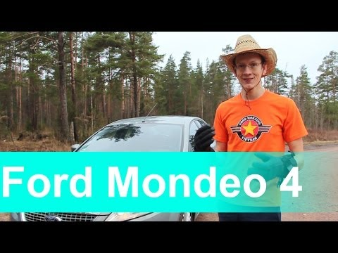 Ford Mondeo 4  2.0TDCi AT