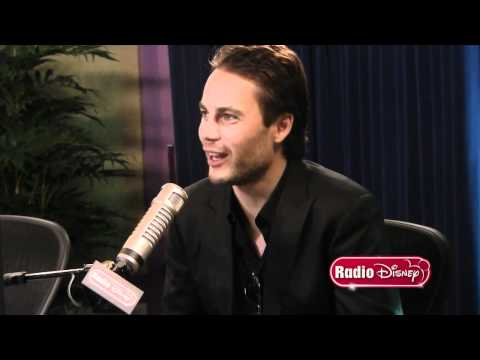 Taylor Kitsch from