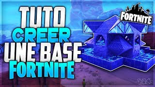 Fortnite: Create a Base for Your Defenses in Saving the World - #3 Tutorial / Constructions!