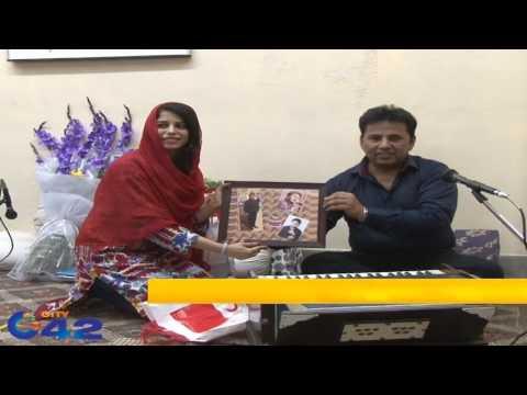 Teacher Alhamra Music Academy Birthday cake cutting ceremony