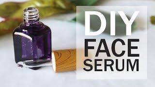 DIY Face Moisturizer Serum With Essential Oils