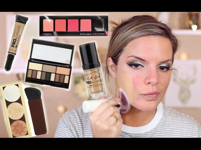 talk-through-tutorial-testing-new-drugstore-makeup-casey-holmes