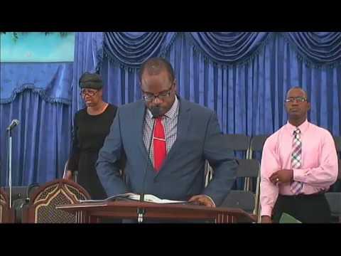 "Bethel Sunday Morning Service July 1, 2018 Bishop Dexter Edmund ""Gifted to Grow"""