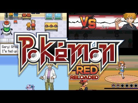 Pokemon Red Reloaded - The Best NDS Fire Red Remake Rom Pokemoner Played!