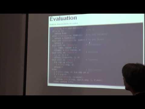 Implémentation d'un langage fonctionnel en 10 minutes
