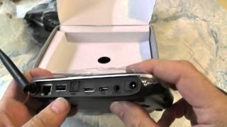 Из Китая посылка №3 TV BOX Smart IPTV Media Player. MK888 K-R42 CS918 EKB311