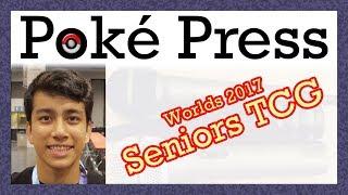 Interview: Pokemon Worlds 2017 TCG Seniors Winner (Zachary Bokhari)